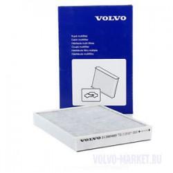 Фильтр салона угольный Volvo XC60, XC70, S80