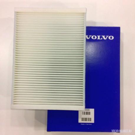 Фильтр салона простой Volvo S60 II, S80 II, V70 III, XC60, XC70 II