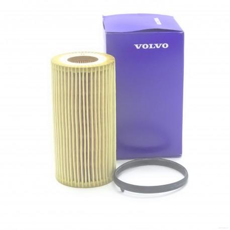 Фильтр масляный Volvo S60 II, S80 II, XC60, XC70 II D5204 xx D5244xx с 2011 года