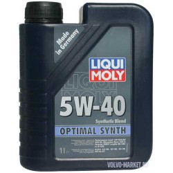 Масло моторное Liqui Moly  SB-1 Optimal Synth 5W40 (1л) 3925