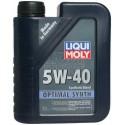 Масло моторное Liqui Moly  SB-1 Optimal Synth 5W40 (1л) 3925 купить в спб