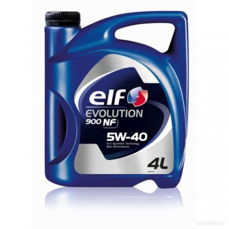 Масло моторное ELF 5W40 EVOLUTION 900 NF (4L) RO196146
