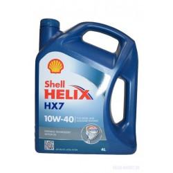 Масло моторное Shell SB-8 Helix HX7 10W40 (4L)