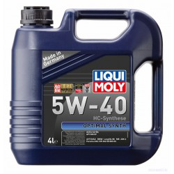 Масло моторное Liqui Moly  SB-1 Optimal Synth 5W40 (4л)