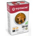 Масло моторное TOTACHI NIRO LV SN/CF Synthetic 5W-40 4л.