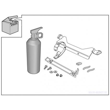 Крепежный комплект огнетушителя S40, C30, C70, V50