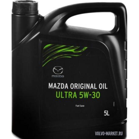 Масло моторное Mazda Ultra 5W30 (5л)