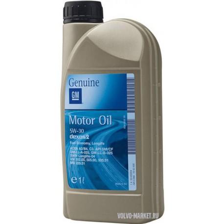 Масло моторное GM Dexos2 5W30 (1л)