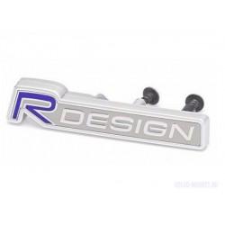 Эмблема R-DESIGN  Volvo