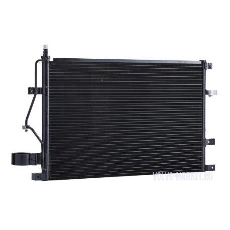 Радиатор кондиционера Volvo S60, S80, V70 II, XC70 NISSENS