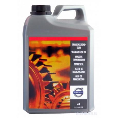 Масло трансмиссионное в АКПП Volvo 31256775 =4 л. (после 2011 года)