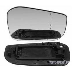 Стекло левого зеркала Volvo 30634719 купить в спб
