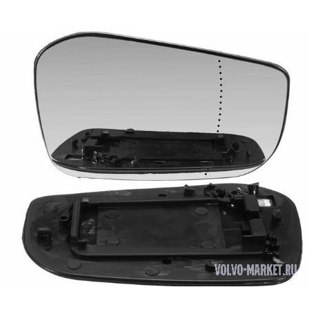Стекло левого зеркала Volvo 30634719